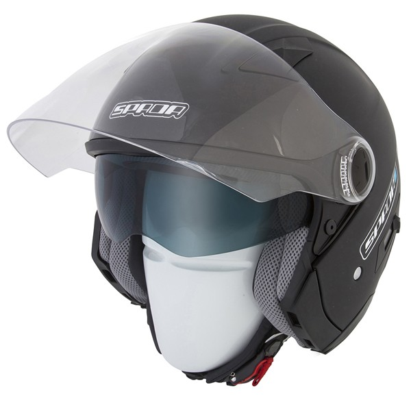 Spada Duo Helmet - Matt Black