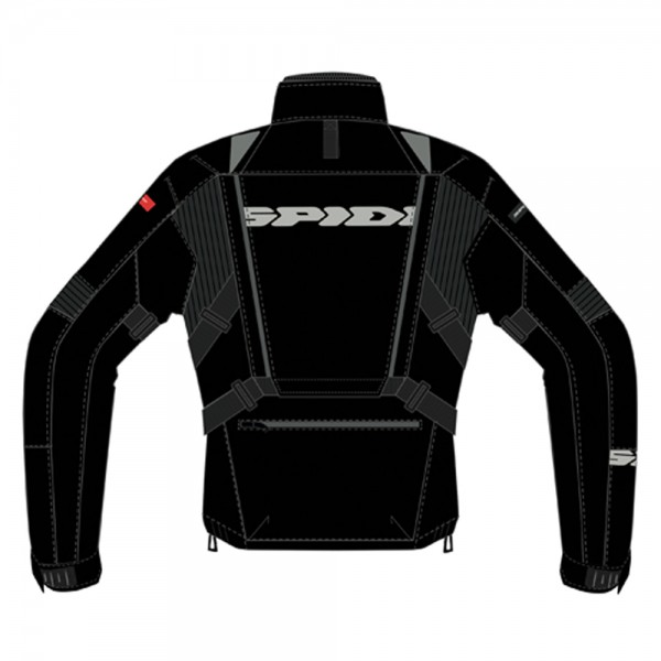 Spidi GB All Road CE Jacket Black
