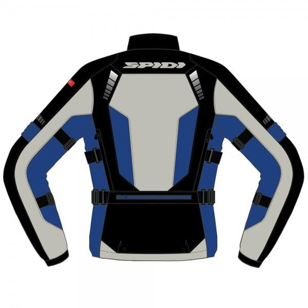 Spidi GB Outlander CE Jacket Black/Blue