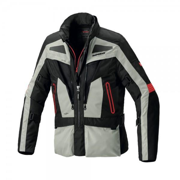 Spidi GB Voyager Evo CE Jacket Black/Grey