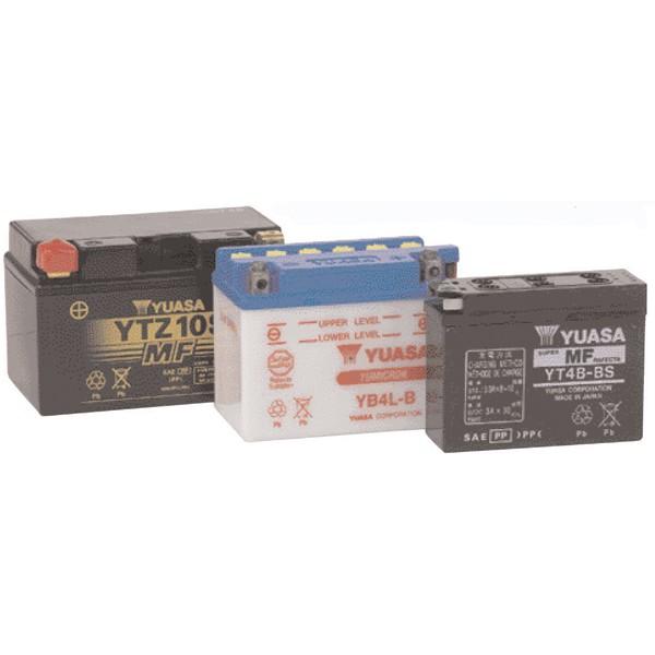 Yuasa Batteries YTX15BL-BS