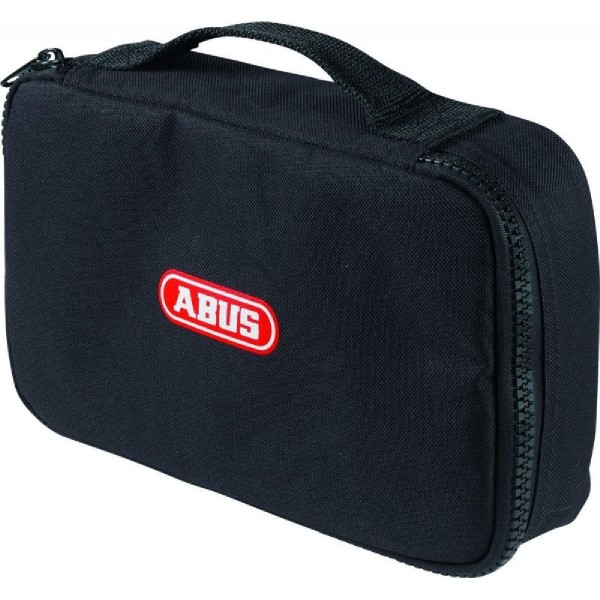 Abus ST 1010 Chain/Lock Bag Black 160/250/50mm-Special Order