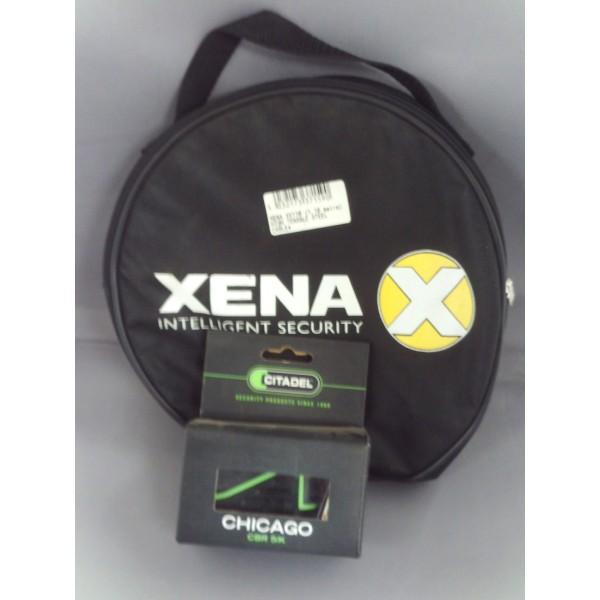 Disc Lock and Cable Combi Citadel CBR5K/Xena XV110 Cable