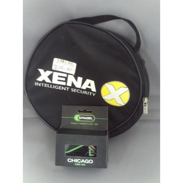 Disc Lock and Cable Combi Citadel CBR5K/Xena XV150 Cable