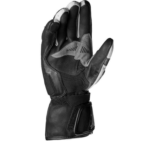 Spidi GB Sts-R2 CE Gloves Wht Blk