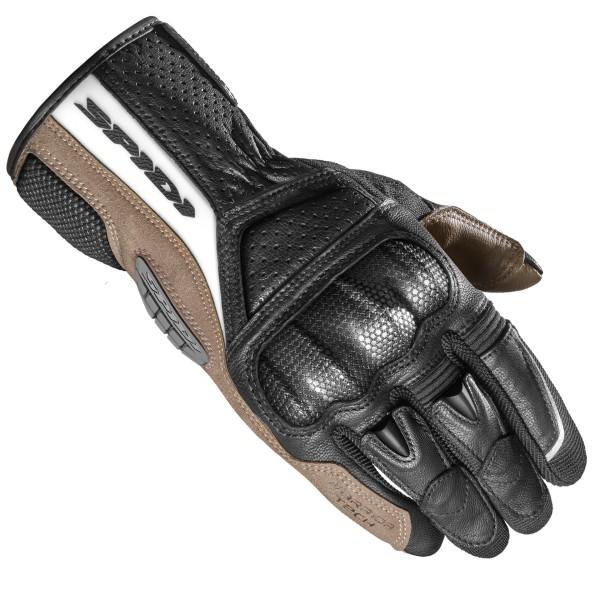 Spidi GB TX-PRO CE Gloves Blk Wht