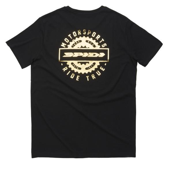 Spidi IT T Shirt Crown  Blk Special Order