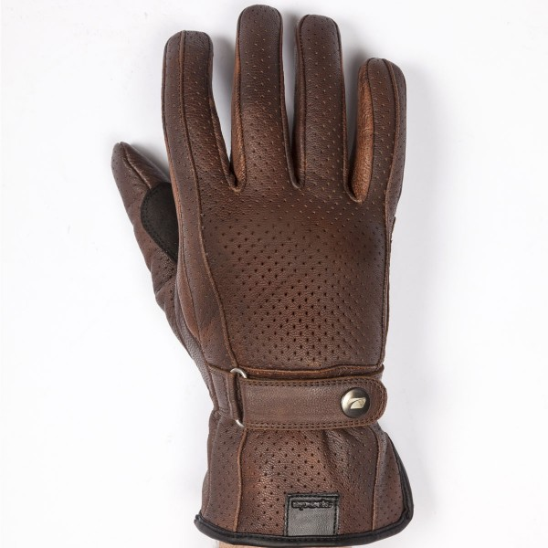 Spada  Leather Gloves Free Ride Breeze CE Brown