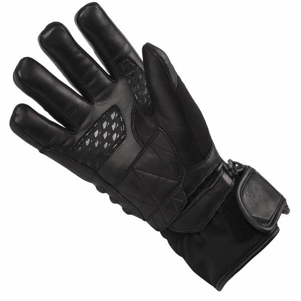 Spada Shadow Leather Gloves - Black
