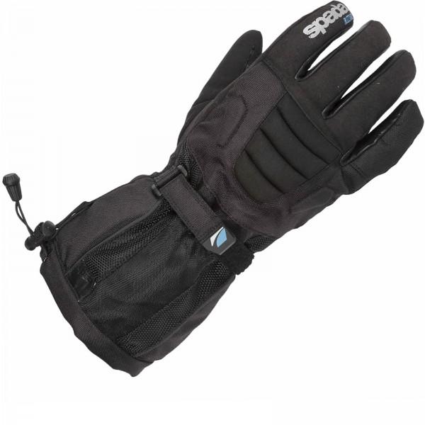 Spada Blizzard 2 Leather Gloves - Black