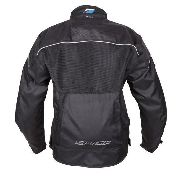 Spada Textile Jacket Air Pro Seasons CE Black