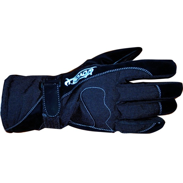 Spada Street Textile Gloves - Black