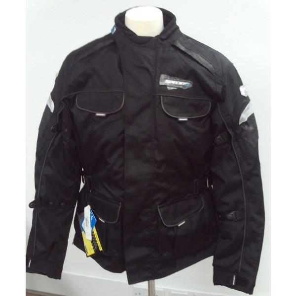 Spada Dyno Textile Jacket - Black