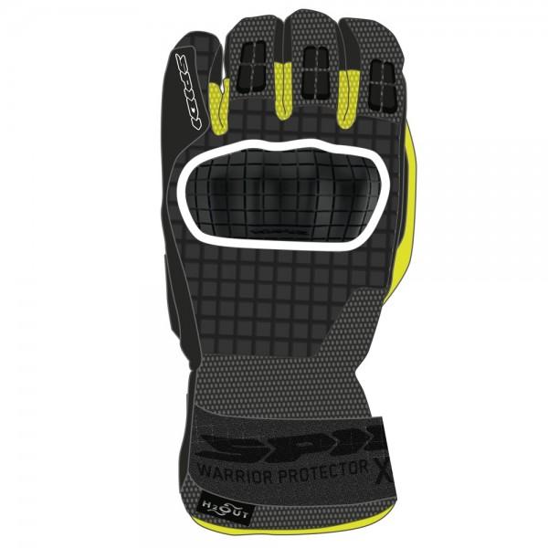 Spidi GB Rainwarrior CE Gloves Blk/Yellow