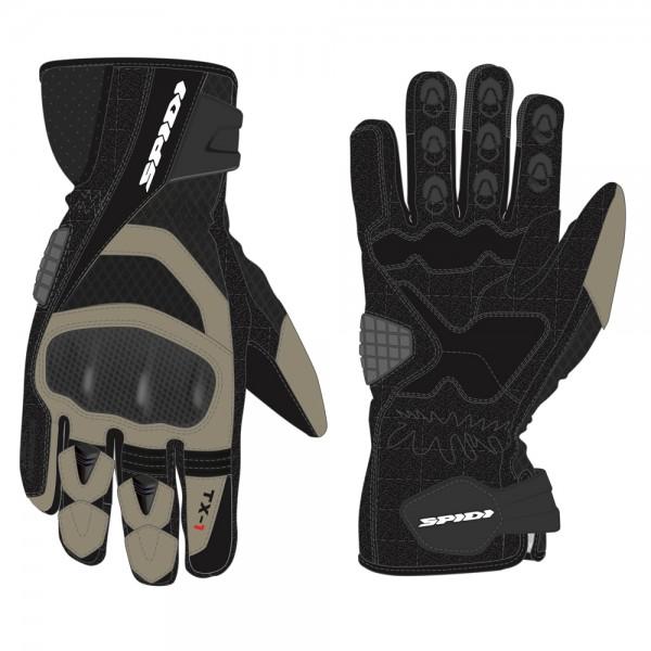 Spidi GB Tx-1 CE Gloves Sand