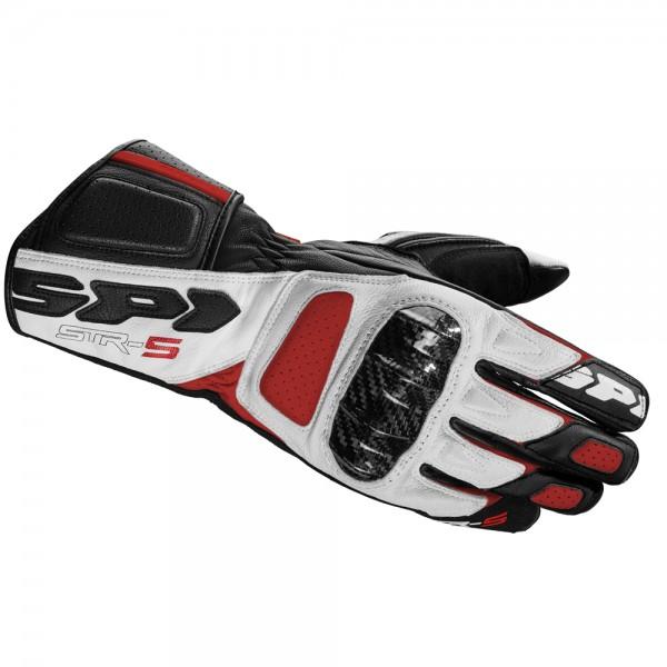 Spidi GB Str-5 CE Gloves Red