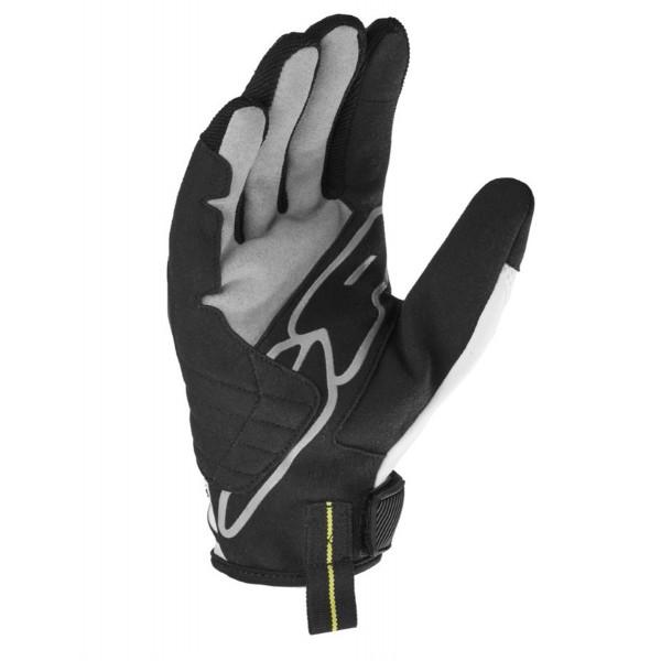 Spidi GB Flash R Evo CE Gloves [3] Blk/White