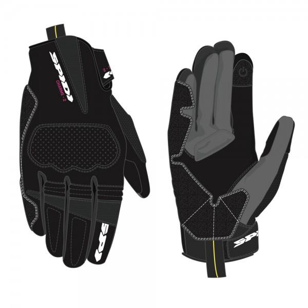 Spidi GB Charme 2 CE Lady Glove Black