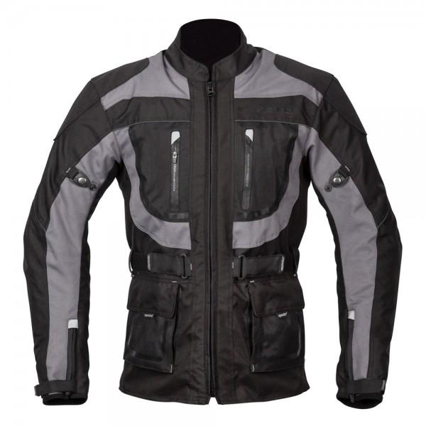 Spada Zorst Textile Jacket - Black/Grey
