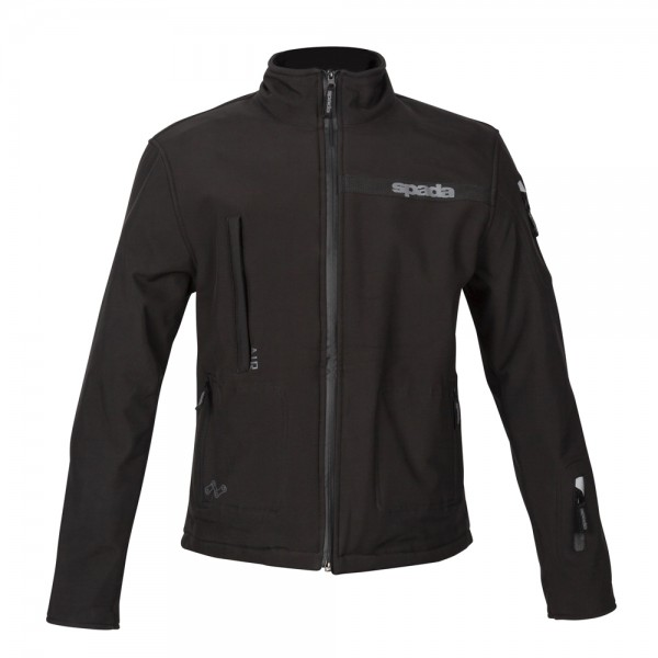 Spada Commute Textile Jacket - Black