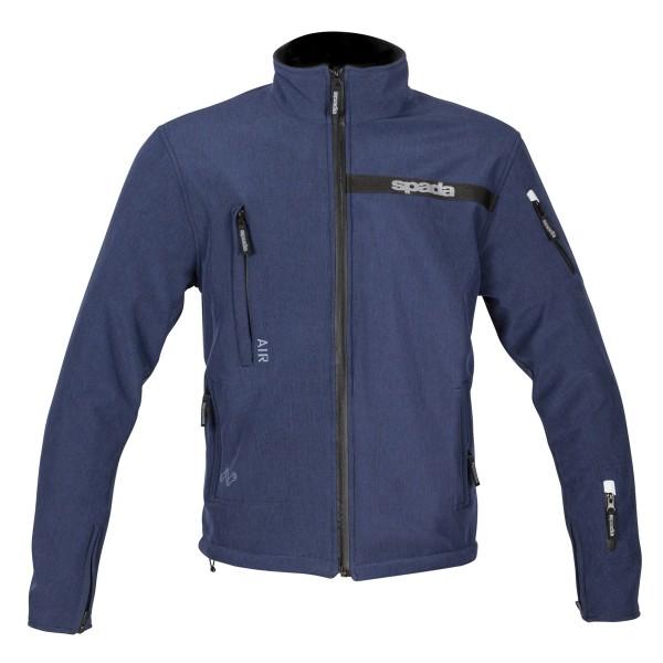 Spada Textile Jacket Commute CE WP Blue