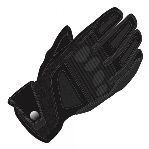 Spidi GB Clubber CE Gloves Black