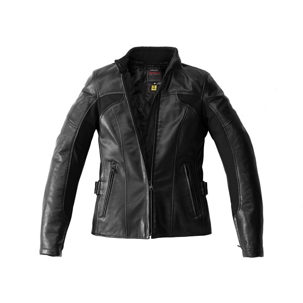 Spidi IT Mystic Lady Leather Brown Jacket-Special Order