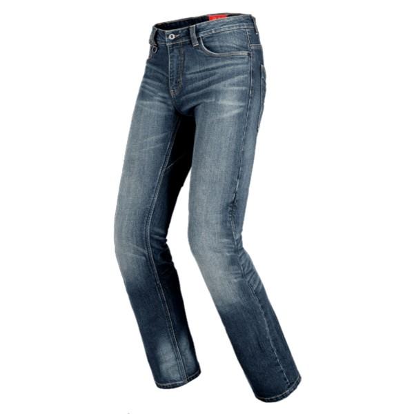 Spidi GB J Tracker CE L34 Trousers Blue Dark Used - Regular