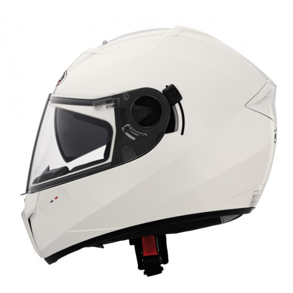 Caberg Ego Metal White