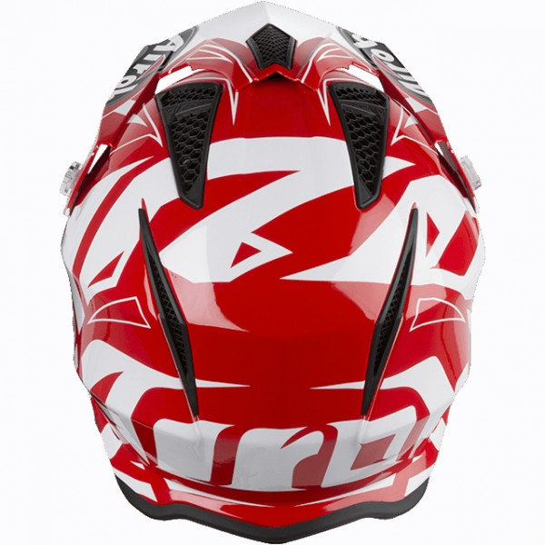 Airoh TRR S Convert Red Gloss