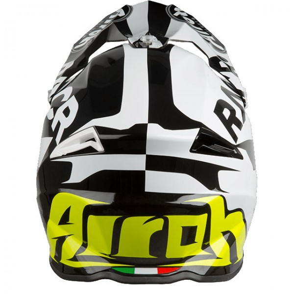 Airoh Twist Racr Black/White