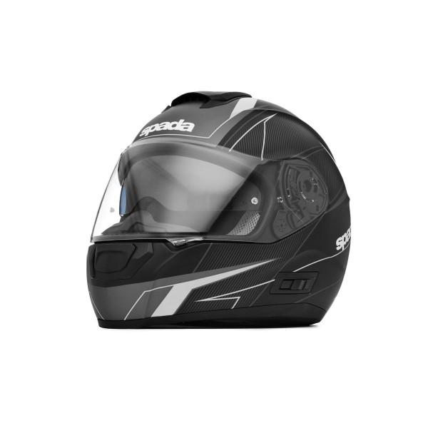 Spada Helmet SP16 Monarch Black/Yellow