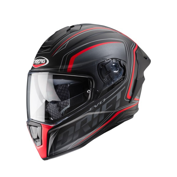 Caberg Drift Evo Integra Matt Blk/Anth/Red