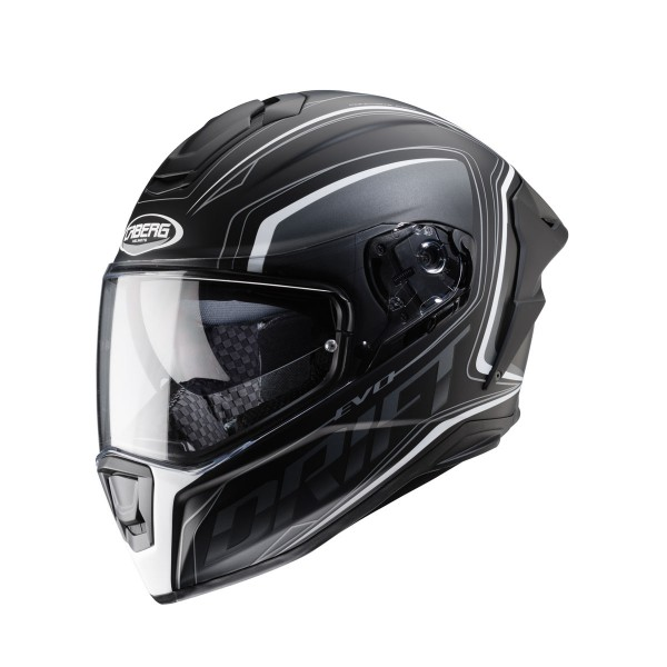 Caberg Drift Evo Integra Matt Blk/Anth/White