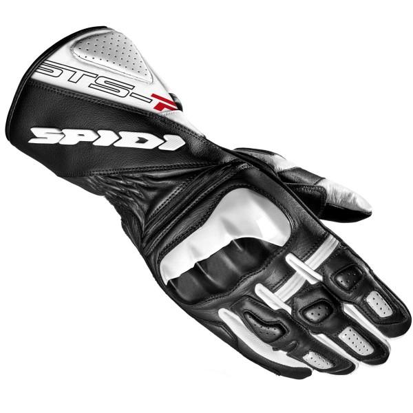 Spidi GB Sts-R2 CE Lady Gloves Blk Wht