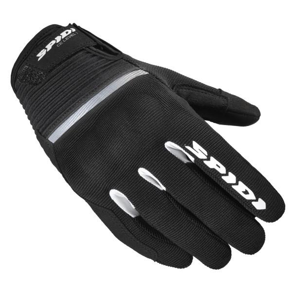 Spidi GB CE Flash Lady Gloves Blk Wht