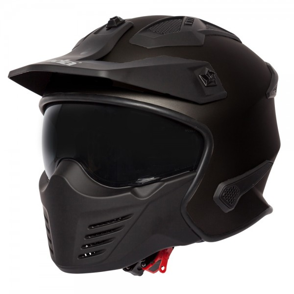 Spada Helmet Storm Matt Black