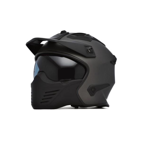 Spada Storm Helmet - Matt Titanium