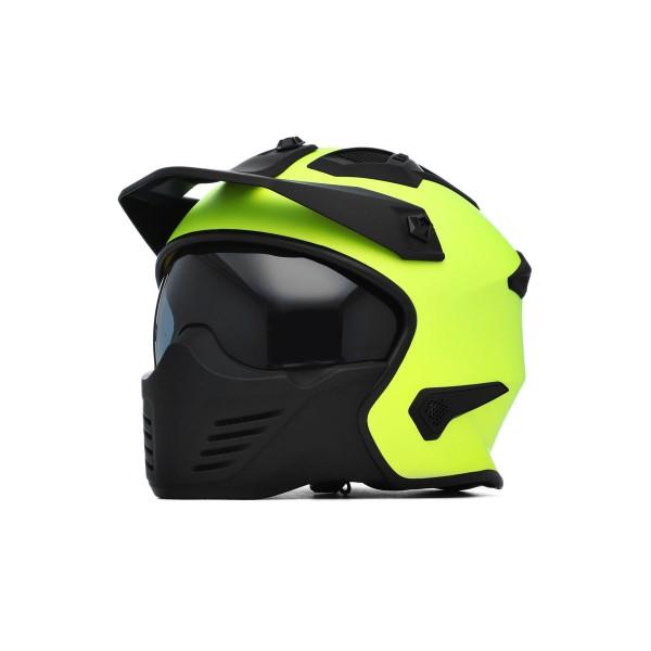 Spada Storm Helmet - Matt Yellow