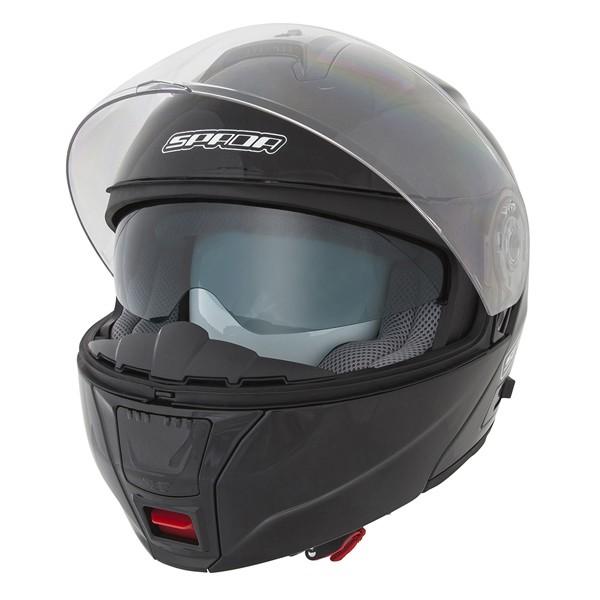 Spada Cyclone Helmet - Gloss Black