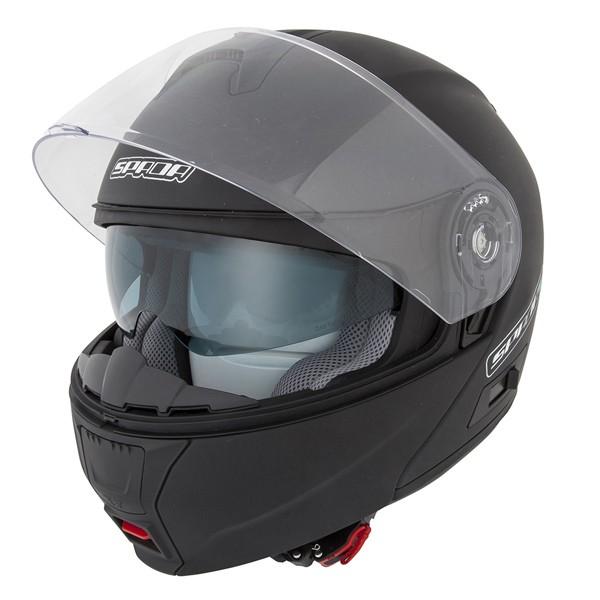 Spada Cyclone Helmet - Matt Black
