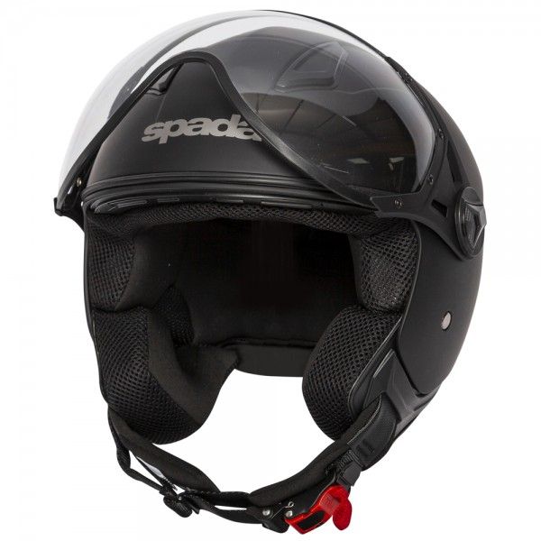 Spada Hellion Helmet - Matt Black