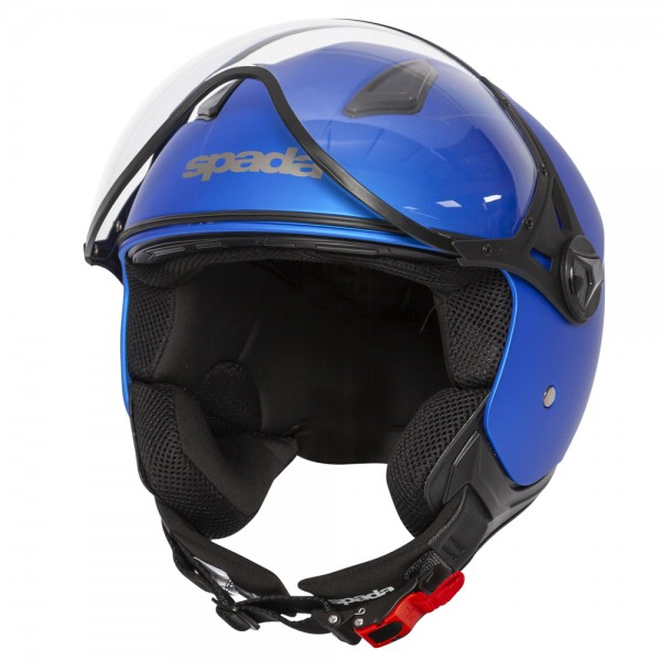 Spada Hellion Helmet - Matt Bright Blue