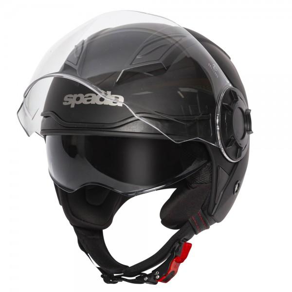 Spada Helmet Lycan Matt Black