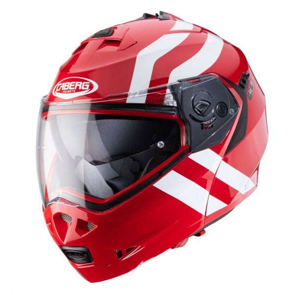 Caberg Duke II super Legend Red/White