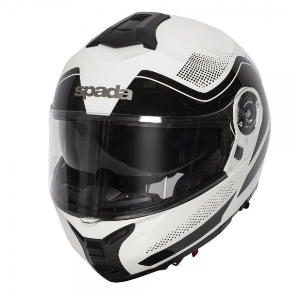 Spada Orion Helmet - Pixel White/Black