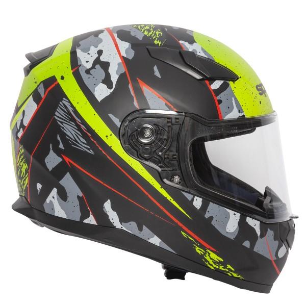 Spada Raiden Helmet - Camo Yellow