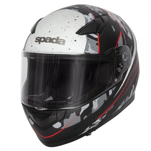 Spada Raiden Helmet - Camo White