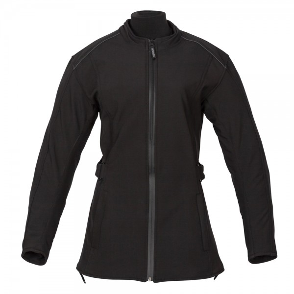 Spada Hairpin Ladies Textile Jacket - Black