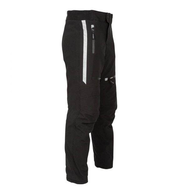 Spada Commute Textile Trousers - Black